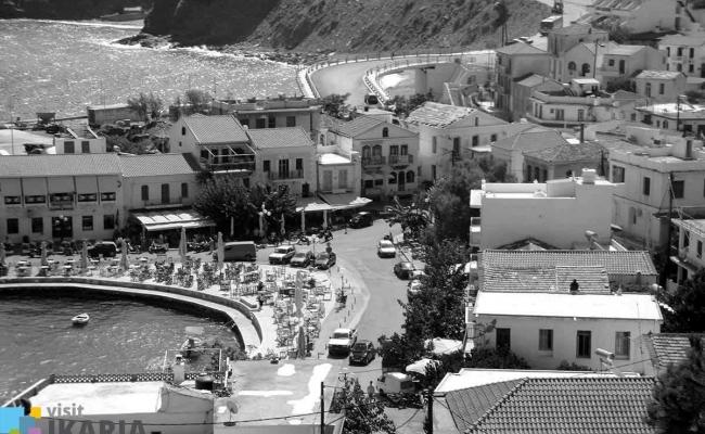 History_Evdilos_Village