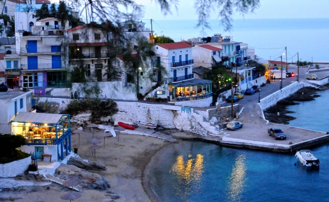 Armenistis_village_Ikaria